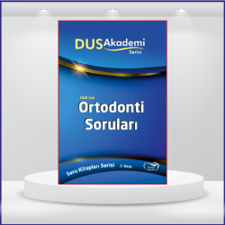 DUS Akademi Soru ( 2.Baskı ) ORTODONTİ