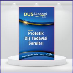 DUS Akademi Soru ( 2.Baskı ) PROTETİK DİŞ