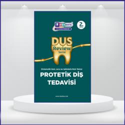 Dus Review Protetik Diş Tedavisi 2. Baskı