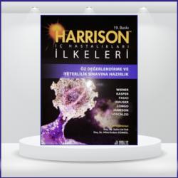 HARRİSON İÇ HASTALIKLARI İLKERELERİ ( 19.Baskı )