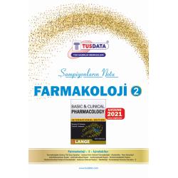 2022 - TUS Şampiyonların Notu FARMAKOLOJİ