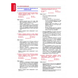 31. Baskı TTS Soruları - Biyokimya
