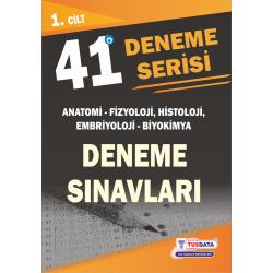 41 DENEME SINAVLARI SERİSİ ( 1.Cilt )