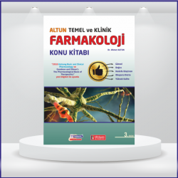 ALTUN TEMEL ve KLİNİK FARMAKOLOJİ KONU ( 3.BASKI )