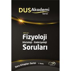 DUS Akademi Soru ( 2.Baskı ) FİZYOLOJİ