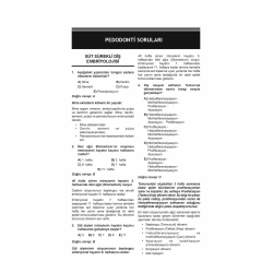 DUS Akademi Soru ( 2.Baskı ) PEDODONTİ