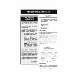 DUS Akademi Soru ( 2.Baskı ) PERİODONTOLOJİ