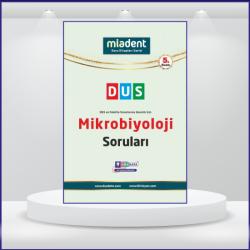 DUS Miadent Soruları Mikrobiyoloji ( 5.Baskı )