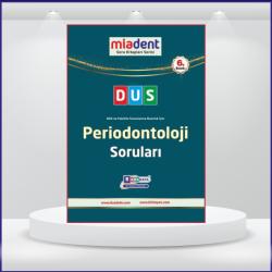 DUS Miadent Soruları Periodontoloji ( 6.Baskı )