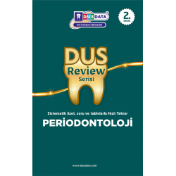 Dus Review Periodontoloji 2. Baskı