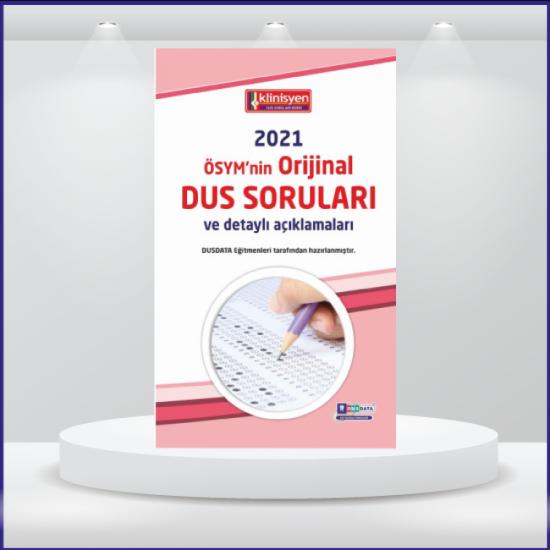 DUS Soruları - ÖSYM'nin Orijinal 2021