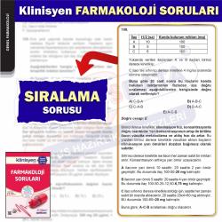 KLİNİSYEN SORU FARMAKOLOJİ ( 12.Baskı )