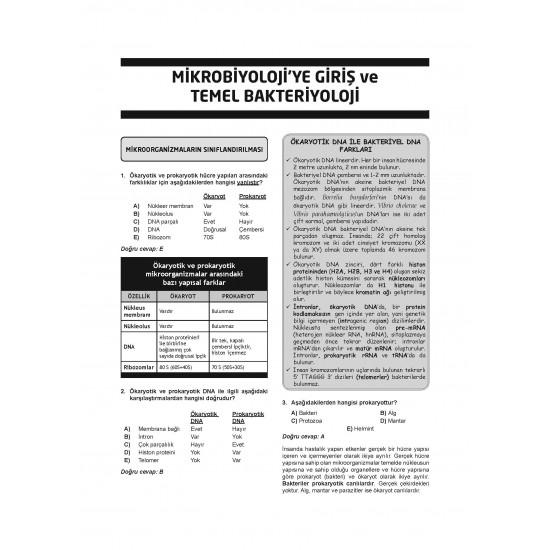 Klinisyen Soruları Mikrobiyoloji ( 14.Baskı )