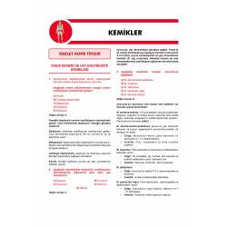 Klinisyen Soruları Anatomi ( 10.Baskı )