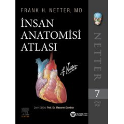 NETTER İNSAN ANATOMİ ATLASI ( 7.BASKI ) CUMHUR