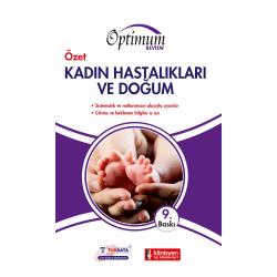 Optimum Review Özet ( 9.Baskı ) Kadın Doğum