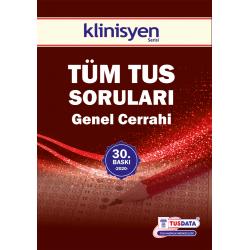 TÜM TUS SORULARI - GENEL CERRAHİ ( 30.BASKI )