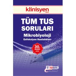 TÜM TUS SORULARI - MİKROBİYOLOJİ ( 30.BASKI )