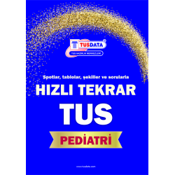 TUS Hızlı Tekrar Pediatri ( 5 - 1 )