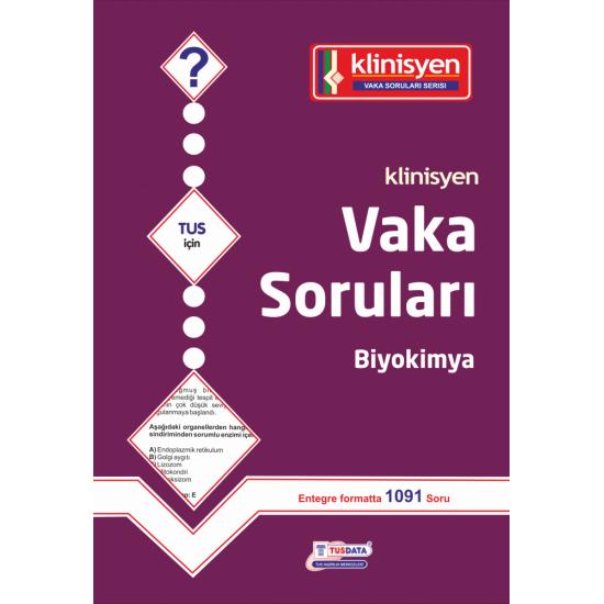 VAKA SORULARI SERİSİ - BİYOKİMYA ( 1.Baskı )