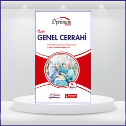 Optimum Review Özet ( 9.Baskı ) Genel Cerrahi
