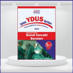 YDUS ÇIKMIŞ SORULARI (5.Baskı) G.CERRAHİ
