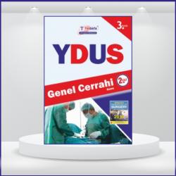 YDUS KONU KİTABI (3.Baskı) G.CERRAHİ / 1.2.Cilt